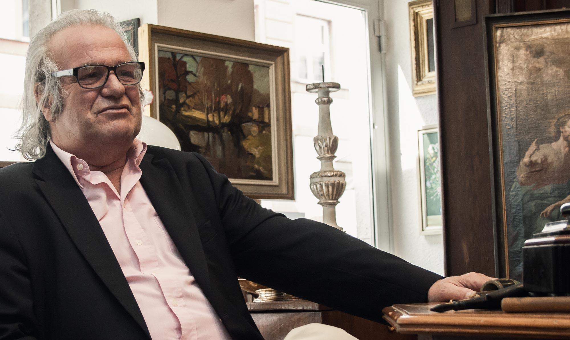 Albert Maier Antik Maier Antiquitäten TV Experte